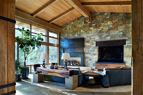 La maison interiors is a family run business and we have been in the furniture trade for over 20 years. Eberl Residence: Organic Fusion of Rustic Beauty and Modern Luxury