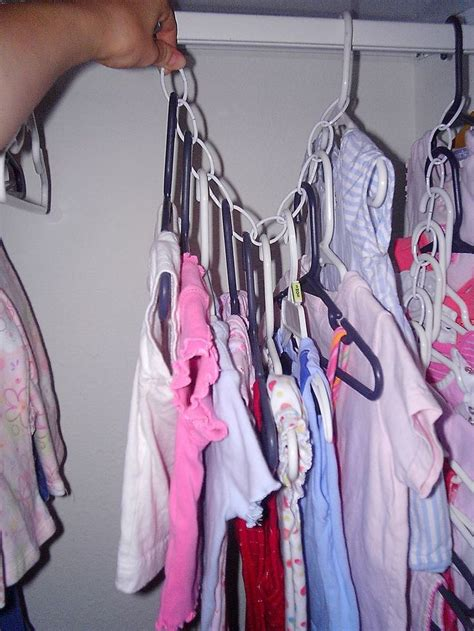 space saving closet hangers for the home