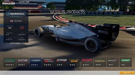 New Motorsport Manager Previews Racedepartment