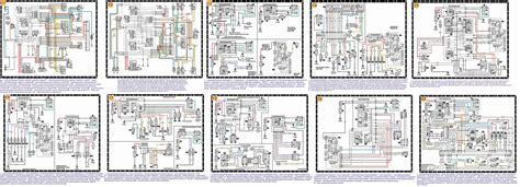 Ford Granada Mk2 Wiring Diagram by Ford Car Manuals Wiring Diagrams Pdf Fault Codes
