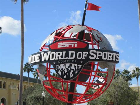 Espn Wide World Of Sports Complex  Hotels, Map, Tickets