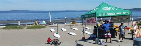 Boat Rental West Seattle by Kayak And Sup Summer Rentals In West Seattle