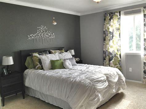 Bedrooms With Grey Walls  Nana's Workshop