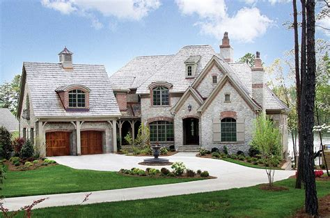 Luxurious French Country  17527lv  Architectural Designs