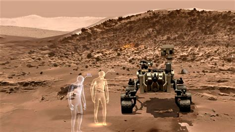 What's it like to be on Mars? Take a virtual-reality tour ...