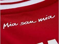 Mia San Mia El significado del lema de Bayern Munich