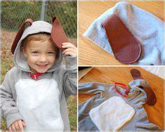 Kids Dalmatian Costume Meningrey