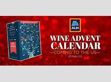Aldi Brings Advent Calendars with Cheese and Wine to the U