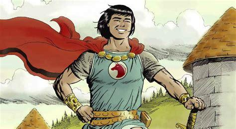 King Arthur's Legend In Comics