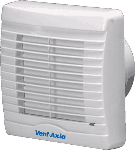 vent axia vaxht axial extractor fan