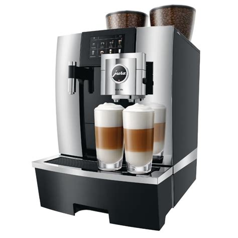 Perfect maintenance at the touch of a button; Jura DT497   Bean To Cup Coffee Machines   CAS