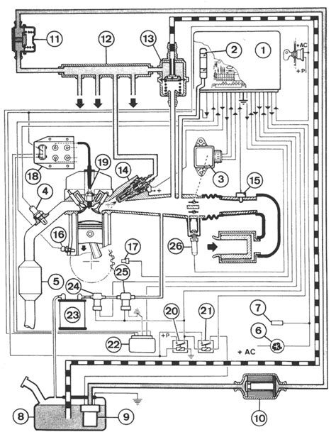 Peugeot 405 Wiring System by Peugeot Fans Club Electrical And Wiring Diagram For