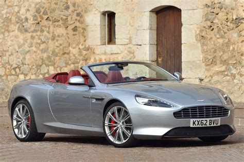Maintenance Schedule For 2015 Aston Martin Db9