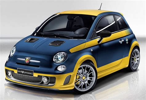 Fiat 500 Abarth Performance Parts by Fiat 500 Abarth Assetto Corse Resimleri