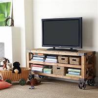 tv stand ideas 21+ DIY TV Stand Ideas for Your Weekend Home Project