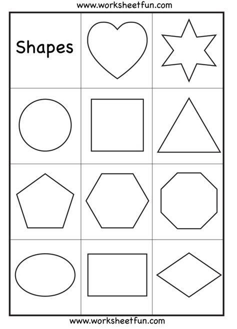 preschool free worksheet printables coloring pages preschool shapes worksheet free 468
