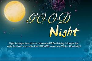Best 36 Good Night Messages For Whatsapp And Facebook ...