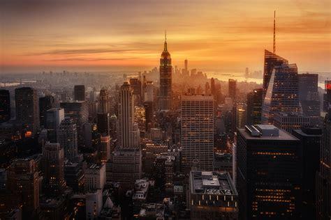 1280x2120 New York City Evening Time Iphone 6+ Hd 4k