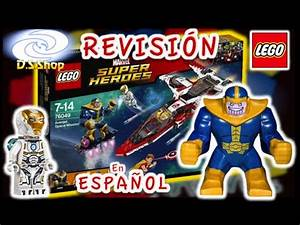 Vidéos De Lego : lego super heroes marvel avenjet space mission set 76049 review youtube ~ Medecine-chirurgie-esthetiques.com Avis de Voitures