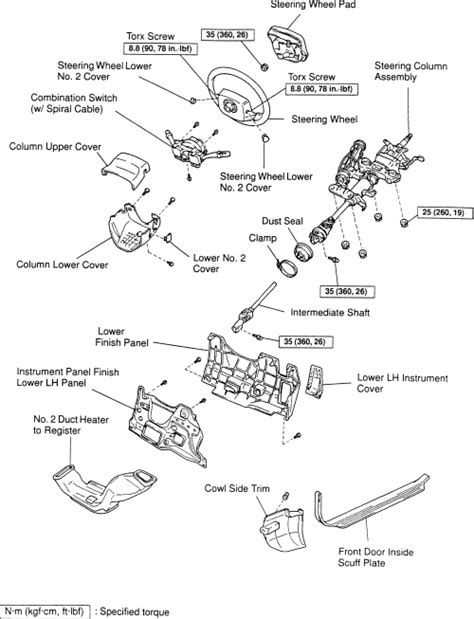 Toyota Avalon Parts Diagram Dash Downloaddescargar