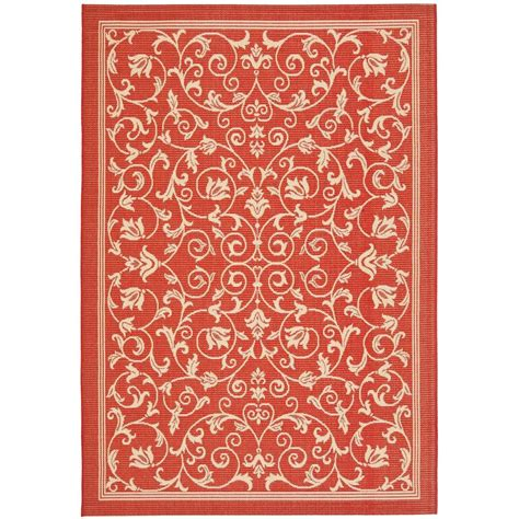 9 X 9 Outdoor Rug by Safavieh Courtyard 9 Ft X 12 Ft Indoor