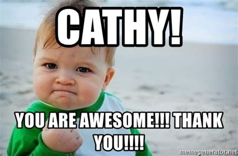 You Are Awesome Meme - 65075765 jpg