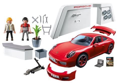 playmobil porsche porsche 911 carrera s by playmobil choice gear