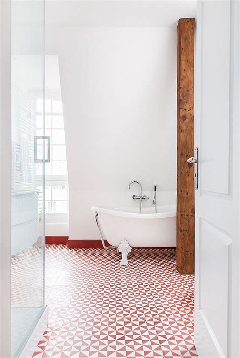 creative geometric tile ideas  bring excitement