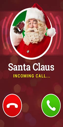 video call from santa claus for android