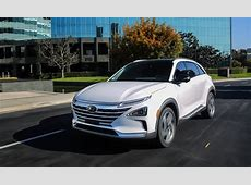 Hyundai Nexo fuel cell SUV debuts at CES The Torque Report