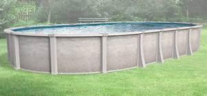 Piscine Hors Sol Resine : piscine hors sol 7 32x3 66m panama stella aqua leader ~ Melissatoandfro.com Idées de Décoration