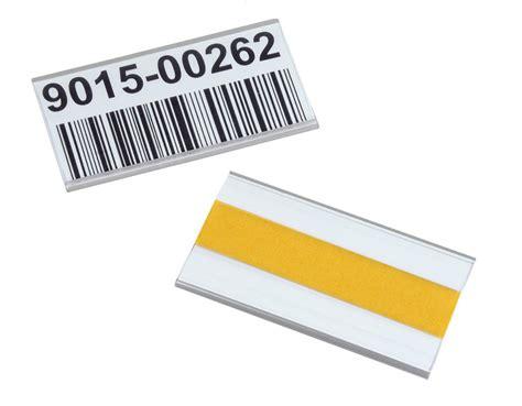 porta etichette porta etichette per scaffali autoadesiva