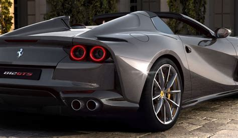 Ferrari has come up with a very appropriate name as the 812 superfast is the most powerful & fastest front engined. 2020 Ferrari 812 GTS - LikeCars