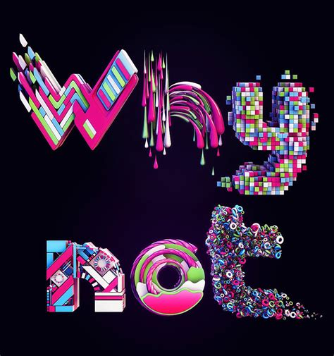 beautiful typography design 16