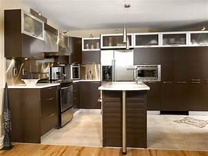 Modele De Cuisine Moderne : urbaine moderne cuisine m lamine quartz ~ Melissatoandfro.com Idées de Décoration