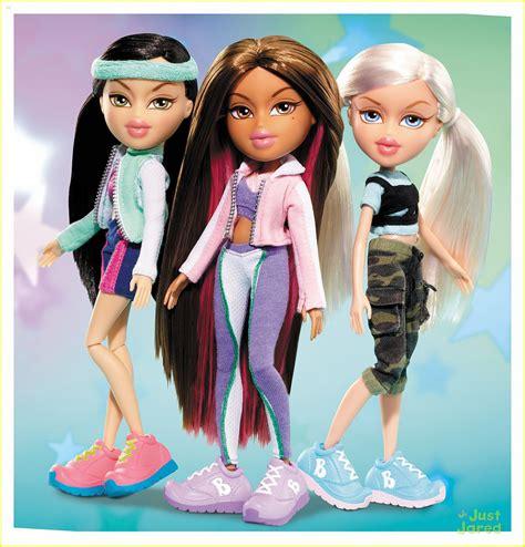 Bratz  Fierce Fitness Dolls! Thebratzpack