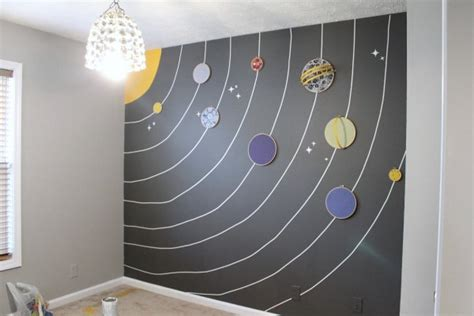 Idea Para Una Pared Infantil