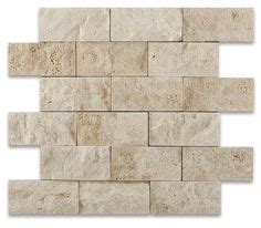 herringbone kitchen backsplash msi chiaro brick 12 in x 12 in x 10 mm tumbled 1607