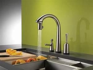 choisir le bon robinet de cuisine portail maison With les robinets de cuisine