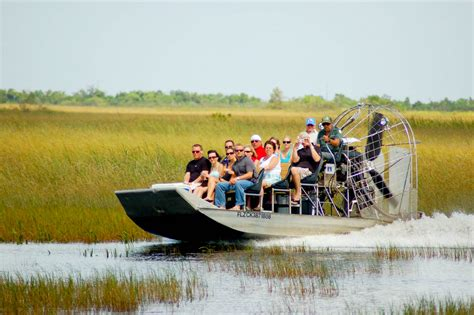 Everglades Propeller Boats by Coopertown Airboats 187 The Original Coopertown Airboat