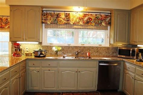 images painted kitchen cabinets 17 best ideas about modern kitchen curtains on 4645