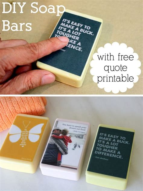 suds   inspiration  quote soap bars gifts