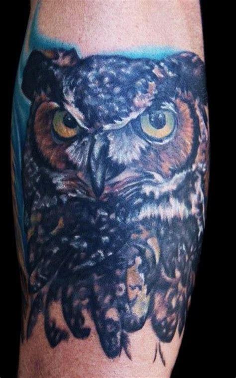 owl tattoos    fall  love  mens