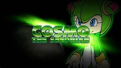 Cosmo Seedrian Deviantart Custom