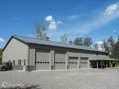 pole barns living quarters custom shop with living With 50x80 pole barn