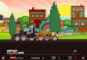 Jeux De Course En Ligne : jouer tom et jerry font la course jeux gratuits en ligne avec ~ Medecine-chirurgie-esthetiques.com Avis de Voitures