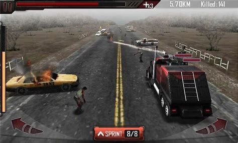 zombie roadkill game android ios 3d