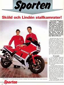 Classic Honda Vf