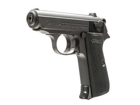 Walther Ppk/s Black Bb Gun. Air Gun