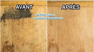 comment enlever une tache sur un meuble en bois avec du With enlever la poussiere sur les meubles